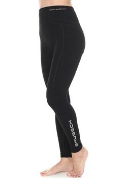 Spodnie damskie Brubeck Extreme Wool czarne LE11130 Brubeck traperek okazja - kod rabatowy