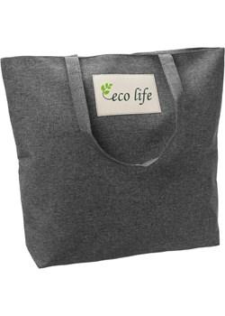 Duża pojemna torebka torba shopper a4 ekologiczna Rovicky rovicky.eu - kod rabatowy