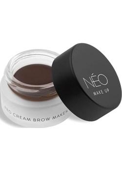 Pomada do brwi Pro Cream Brow Maker 02 Dark brown NÉONAIL - kod rabatowy