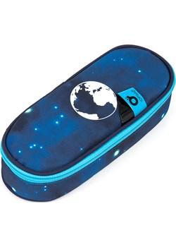 Piórnik szkolny Topgal CHI 818 D - Blue niebieski Topgal  - kod rabatowy