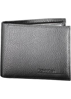 CALVIN KLEIN Portfel Męski (Czarny) Calvin Klein Size4U - kod rabatowy
