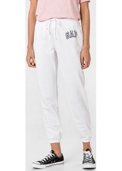 GAP Spodnie dresowe Biały Gap BIBLOO - kod rabatowy