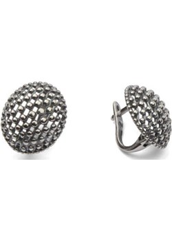 Kolczyki srebrne oksydowane K3 1745 Polcarat Design   - kod rabatowy