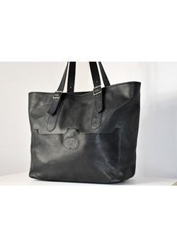 Schopper bag czarna Qualityart.pl promocyjna cena Qualityart - kod rabatowy
