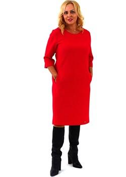 Sukienka Nela 148-05 Roxana - sukienki wyprzedaż - kod rabatowy