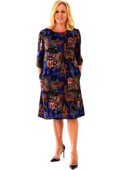 Sukienka Kama 167-02 okazyjna cena Roxana - sukienki - kod rabatowy