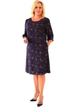 Sukienka Kama 167-05 Roxana - sukienki okazyjna cena - kod rabatowy
