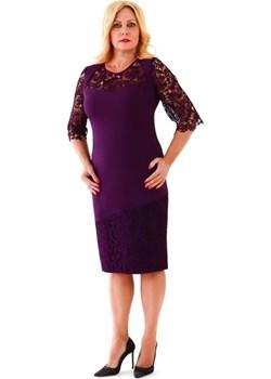 Sukienka Zyta 135-05 promocja Roxana - sukienki - kod rabatowy