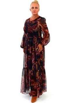 Sukienka Boho 175-02 okazja Roxana - sukienki - kod rabatowy