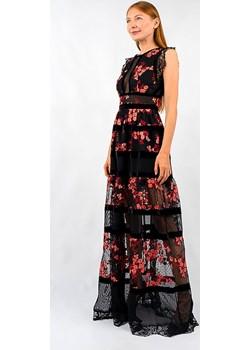 Sukienka z haftowanym wzorem Glamwear - kod rabatowy