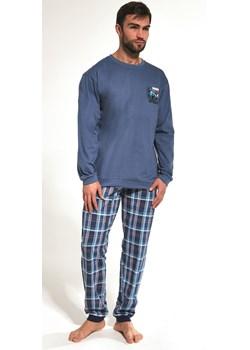 Bawełniana piżama męska Cornette 115/155 Need for speed 2 denim Cornette wyprzedaż bodyciao - kod rabatowy