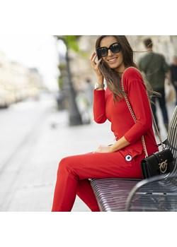 Kombinezon Tokio Czerwony Ciao Bella S.c. wyprzedaż Ciao Bella - z myślą o Tobie - kod rabatowy