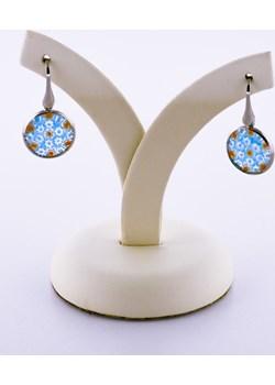 Kolczyki Murrina - biżuteria szkło Murano  Skarby Murano  - kod rabatowy