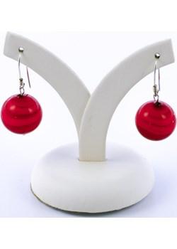 Kolczyki Czerwone Kuleczki - biżuteria szkło Murano Skarby Murano Skarby Murano - kod rabatowy