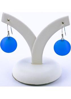 Kolczyki Niebieskie Kuleczki - biżuteria szkło Murano Skarby Murano Skarby Murano - kod rabatowy