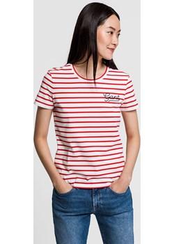 GANT T-Shirt Damski Gant promocja Gant Polska - kod rabatowy