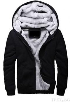 Męska bluza ROB BLACK Ivet Shop promocja - kod rabatowy