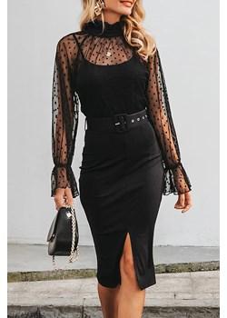 Sukienka ROZALIA wyprzedaż Ivet Shop - kod rabatowy