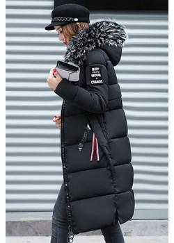 Kurtka damska KELSA BLACK okazyjna cena Ivet Shop - kod rabatowy