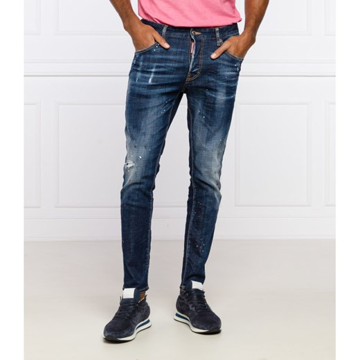 Dsquared2 Jeansy Skater Jean | Tapered Dsquared2 46 Gomez Fashion Store