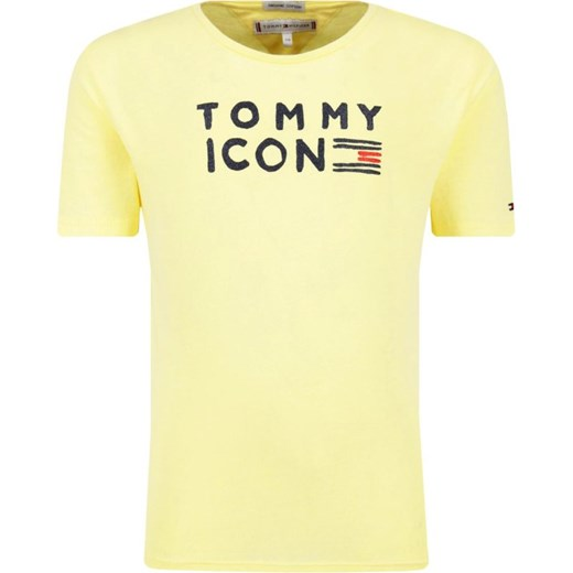 Tommy Hilfiger T-shirt | Regular Fit Tommy Hilfiger 122 promocja Gomez Fashion Store