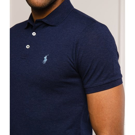 POLO RALPH LAUREN Polo | Slim Fit Polo Ralph Lauren S promocyjna cena Gomez Fashion Store