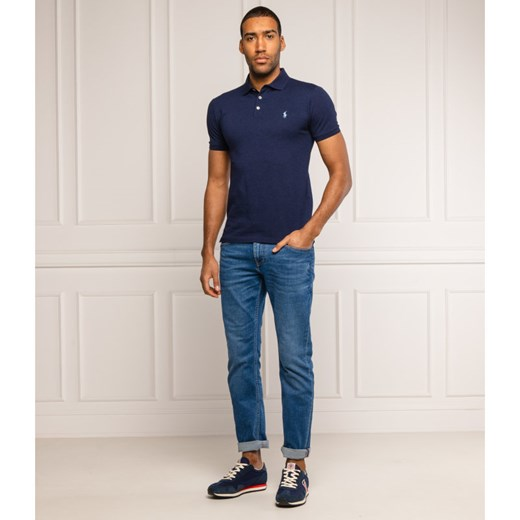 POLO RALPH LAUREN Polo | Slim Fit Polo Ralph Lauren S wyprzedaż Gomez Fashion Store