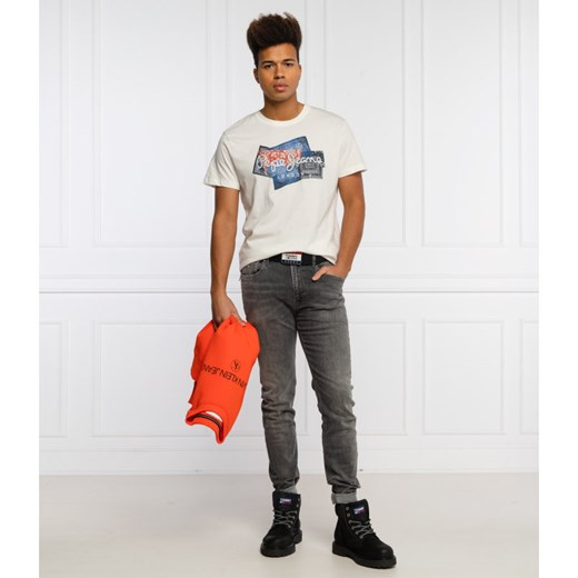 Pepe Jeans London T-shirt BENJAMIN | Regular Fit M wyprzedaż Gomez Fashion Store