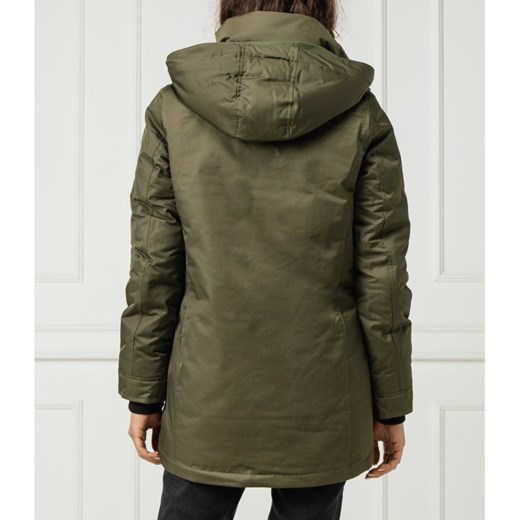 Tommy Hilfiger Parka NEW ALANA | Regular Fit Tommy Hilfiger XS promocja Gomez Fashion Store