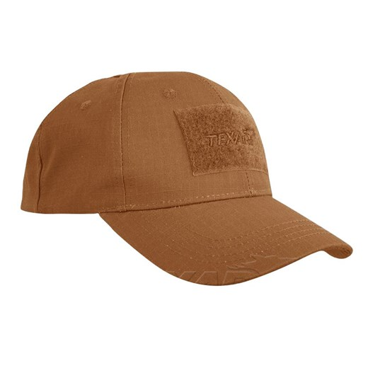 Czapka z daszkiem Texar Ripstop Coyote brown (658#04-CATA-HE) TX Texar Military.pl