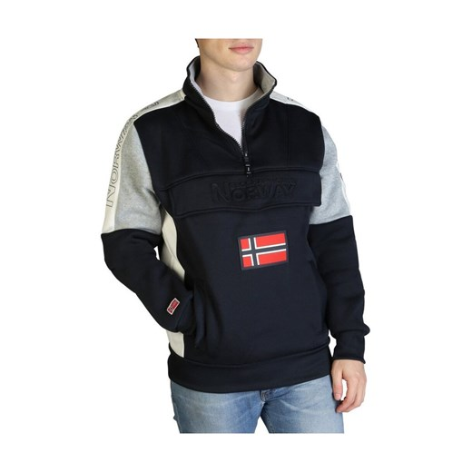 Sweatshirt - Fagostino007_man Geographical Norway L okazja showroom.pl