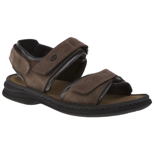 Sandały JOSEF SEIBEL - Rafe 10104-11341 Brasil eobuwie-pl szary slfRX