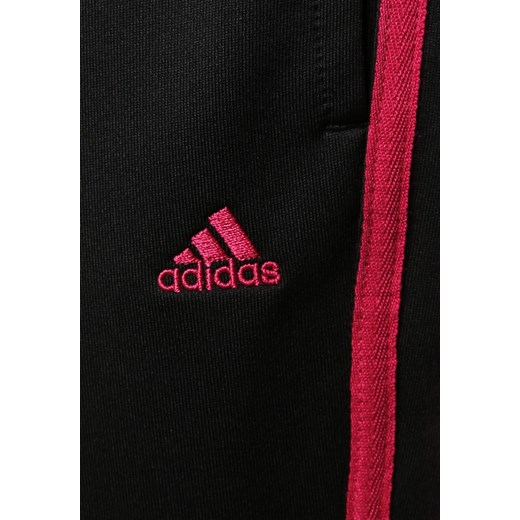 adidas Performance YOUNG KNIT SUIT Dres różowy zalando