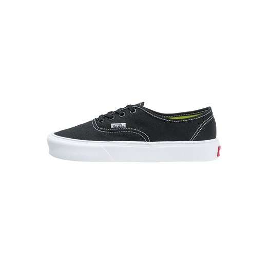Vans AUTHENTIC LITE Tenisówki i Trampki blacktrue white