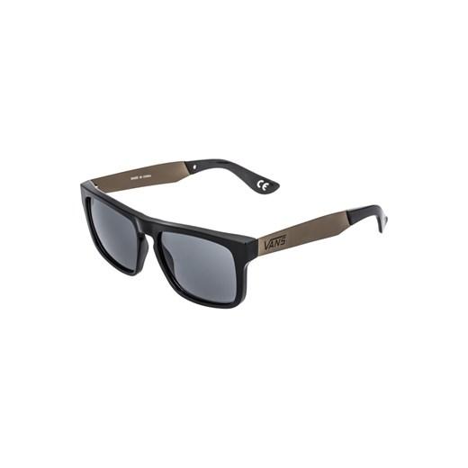 Vans SQUARED OFF Okulary przeciwsłoneczne blackgold zalando