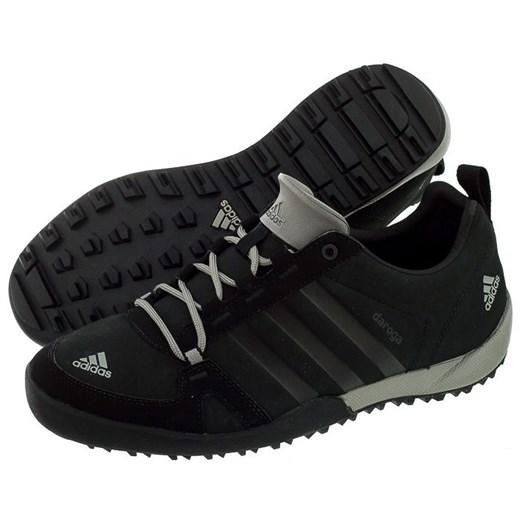 Buty Adidas Daroga Two 11 Lea (AD477 a) butsklep pl czarny zamsz