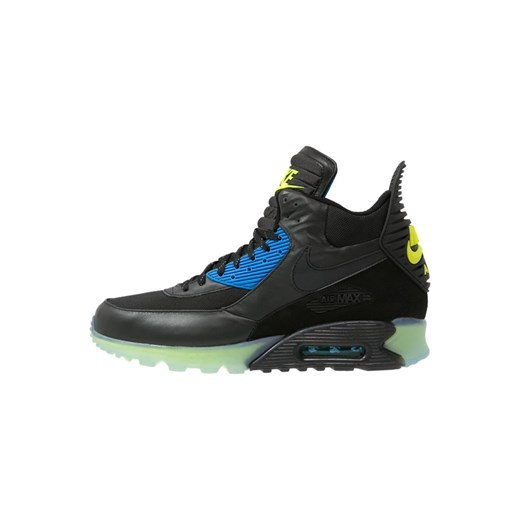 Nike Air Max 90 Ice Sneakerboot Black Dark Blue Ash