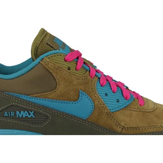 BUTY NIKE AIR MAX 90 LEATHER 768887 300 sneakerstudio pl zielony do biegania