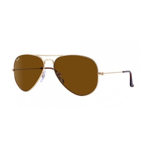 OKULARY RAY BAN® AVIATOR LARGE METAL 3025 001/33 (58)