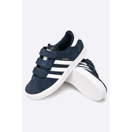 adidas Originals Buty dziecięce Gazelle 2 cf c szary