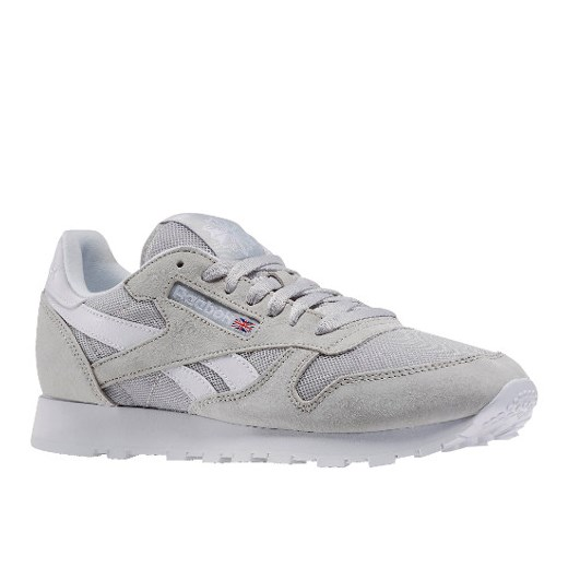 Buty Reebok Classic Leather IS (V69422) szary Worldbox w Domodi
