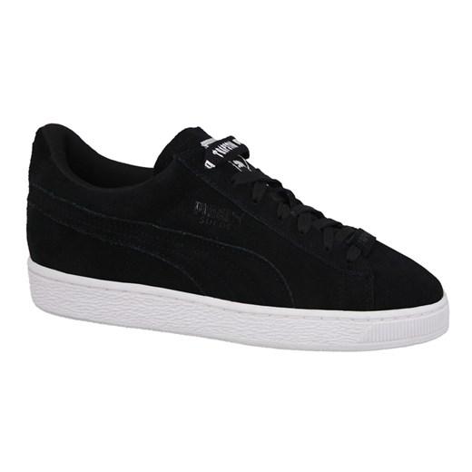 Buty m?skie sneakersy Puma Suede x Trapstar 361500 01 czarny