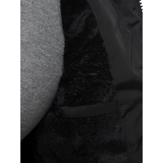 j.style 3041 kurtka męska czarna