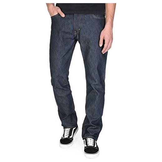 Spodnie Levi's dla mężczyzn, kolor: niebieski (Rigid Indigo), rozmiar: 30W 32L Levis Amazon