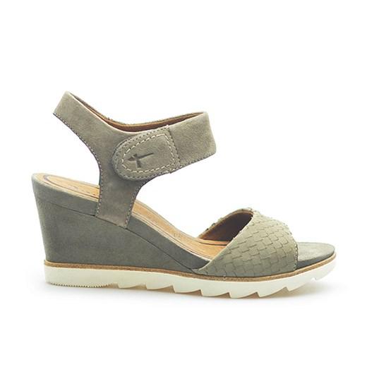 Sandały Tamaris 1 28302 26 Pieprzowe Zamsz Arturo obuwie w