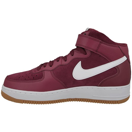 BUTY NIKE AIR FORCE 1 MID '07 TEAM RED 315123 608 yessport.pl