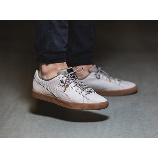 "Buty męskie sneakersy Puma Clyde Winter ""Vintage Khaki"