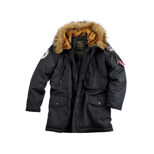 Kurtka Alpha Industries Polar Jacket Black (123144/03)
