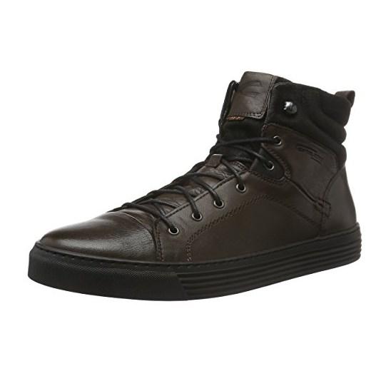 Buty sportowe za kostkę camel active Bowl 12 dla mężczyzn, kolor: brązowy, rozmiar: 42.5 czarny Amazon