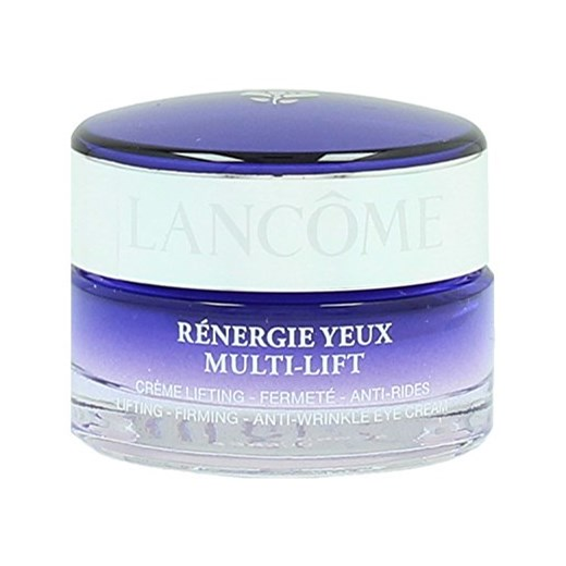 Renergie Multi-Lift – Eye Contour Treatment with Lifting and Firming Effect, Anti-Wrinkle fioletowy Lancme  okazja Amazon
